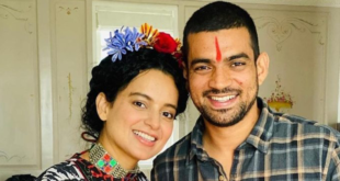 Actress Kangna Ranaut Celebrates RakshaBandhan With Her Family In Manali, Shares Picture On Her Instagram