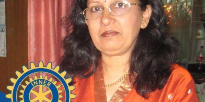 Swarnlata Krishna Murthy, ISO District 315, Past President Of Inner Wheel Club Of Secunderabad, Proves Action Speaks Louder Than Words
