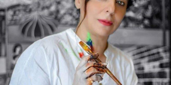 "Pradarshak Art Gallery presents ""Blended Tales"", online Solo Exhibition by Sangeeta Babani"