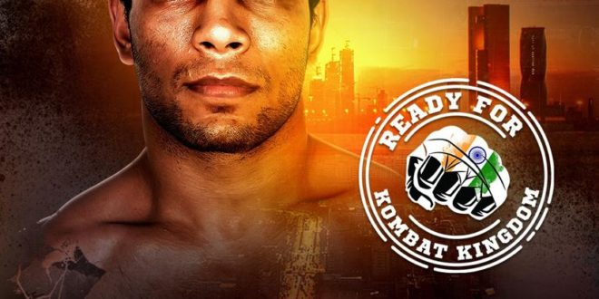 India's hope Rana Rudra meets Ali Guliev in Asia's biggest event, BRAVE CF 47